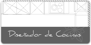 Dise ador de cocinas online docrys cocinas for Simulador cocinas online