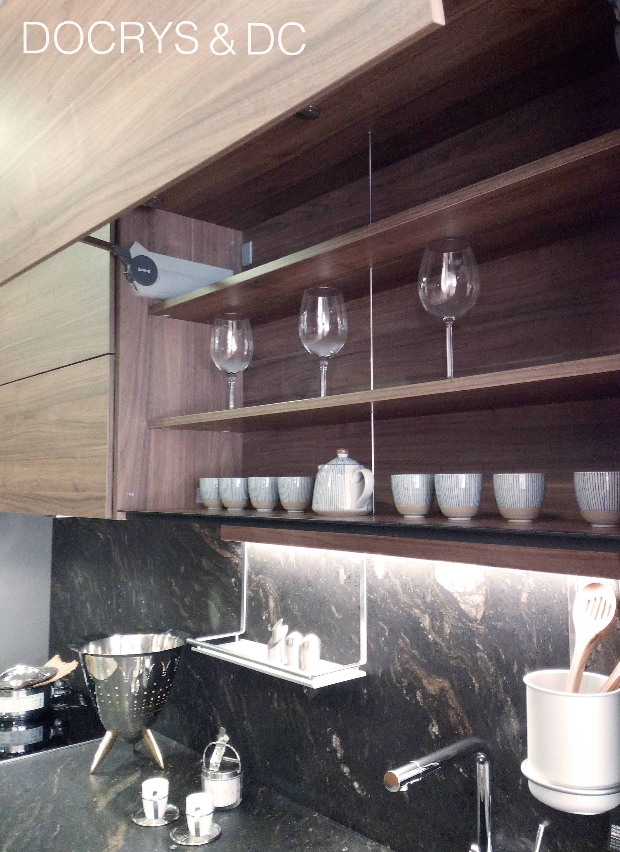 Cocina santos modelo fine lah docrys cocinas for Ofertas encimeras cocina