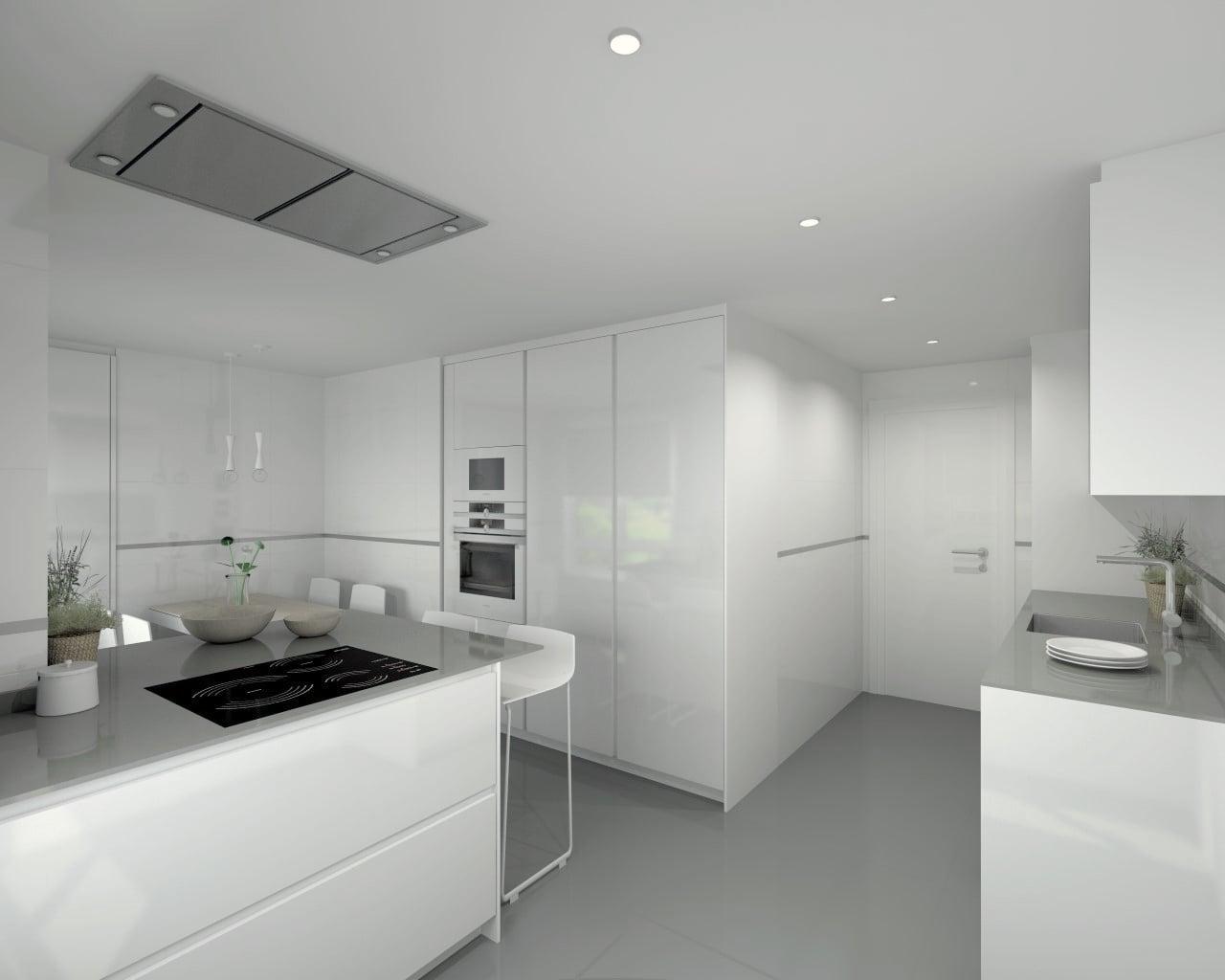 Proyectos de cocinas docrys cocinas for Proyectos de cocina easy