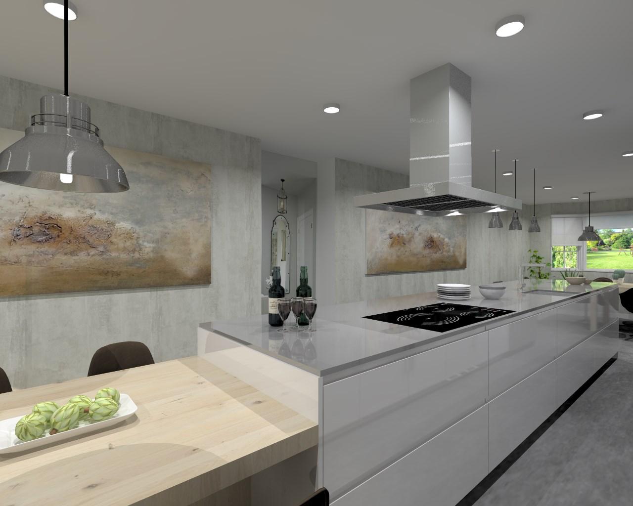 Proyectos de cocinas docrys cocinas - Docrys cocinas ...