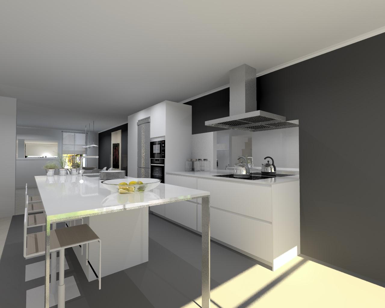 Proyectos de cocinas docrys cocinas - Que es el silestone ...