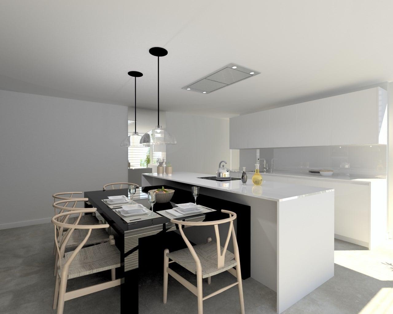 Docrys estudio de cocinas madrid muebles dise o y - Granito colores encimera ...