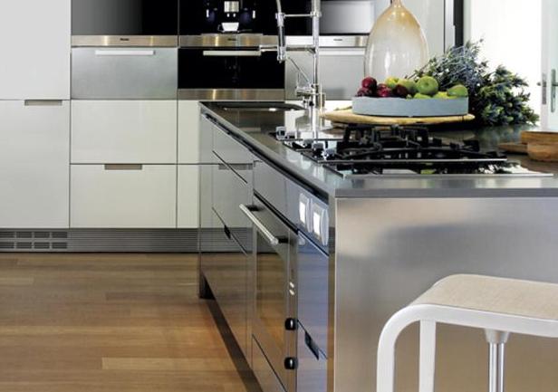 Tipos de cocina docrys cocinas - Tipos de azulejos para cocina ...