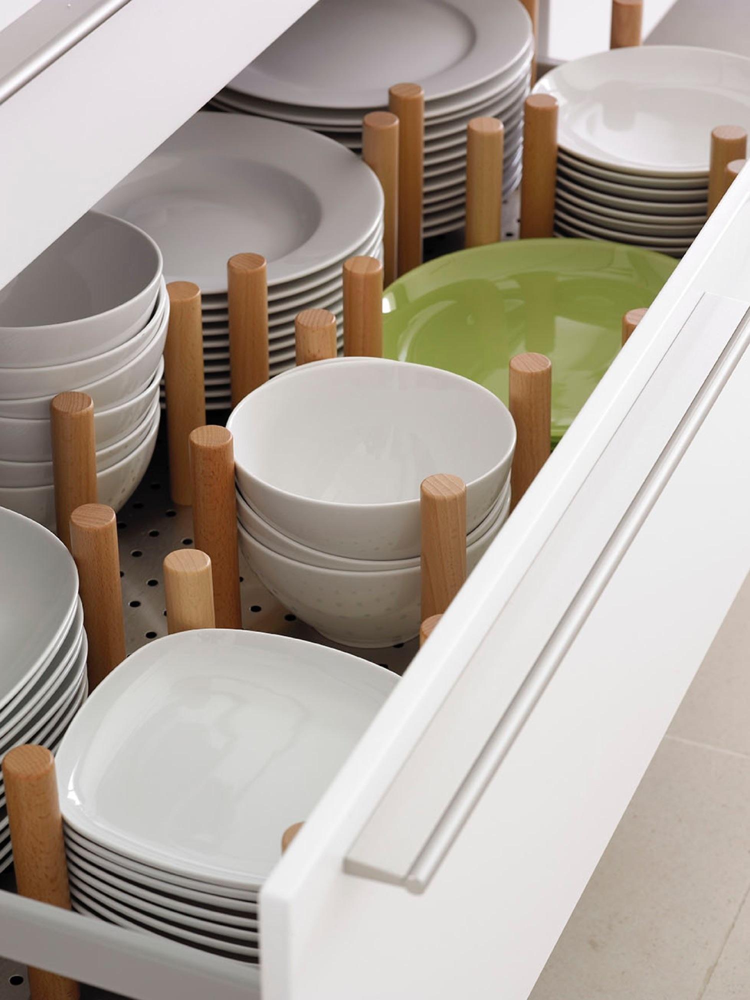 Los secretos de una cocina en orden docrys cocinas for Ikea organizador cajones cocina