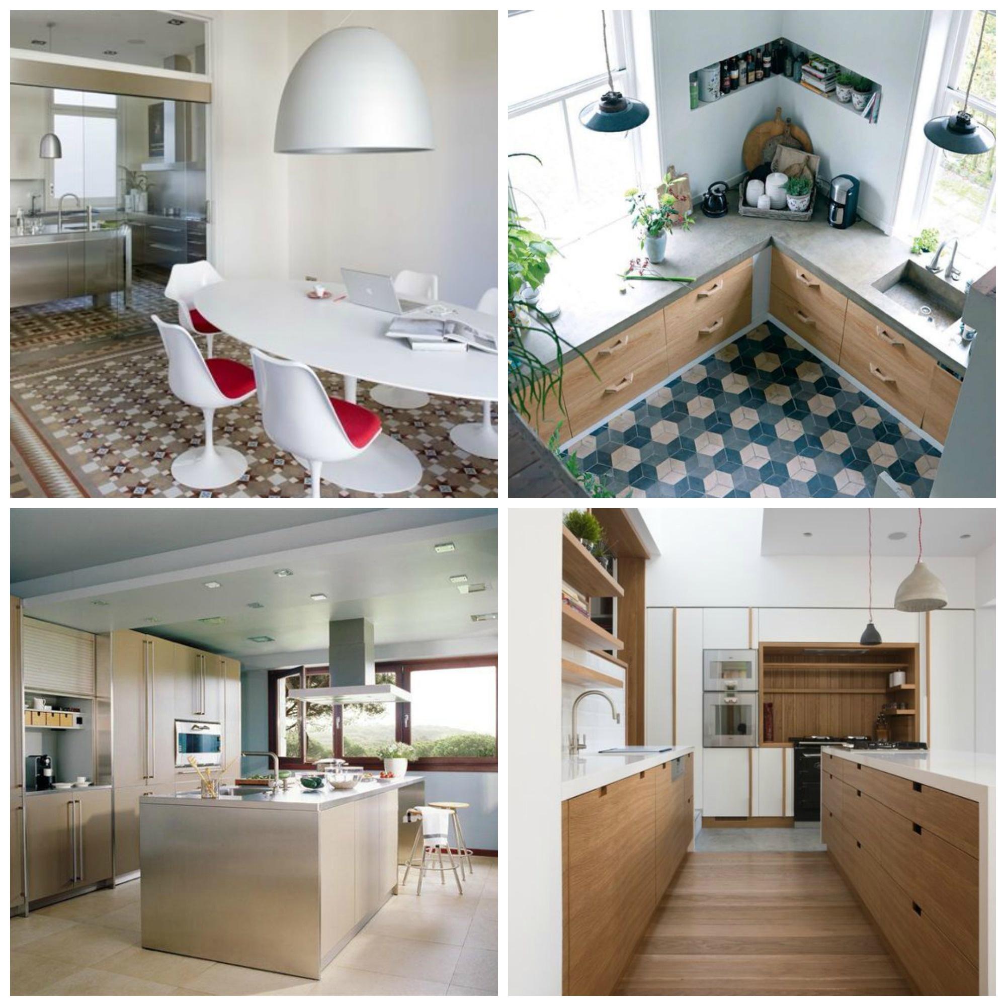 Pintar suelo cocina dise os arquitect nicos - Suelo de cocina ...