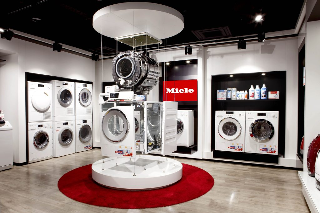 miele experience centers docrys cocinas. Black Bedroom Furniture Sets. Home Design Ideas