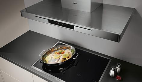 Hob2hood cocina inteligente docrys cocinas for Cocina inteligente