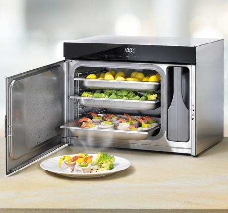 Hornos a vapor de miele ideales para la cocina de verano for Disena tu cocina en 3d online