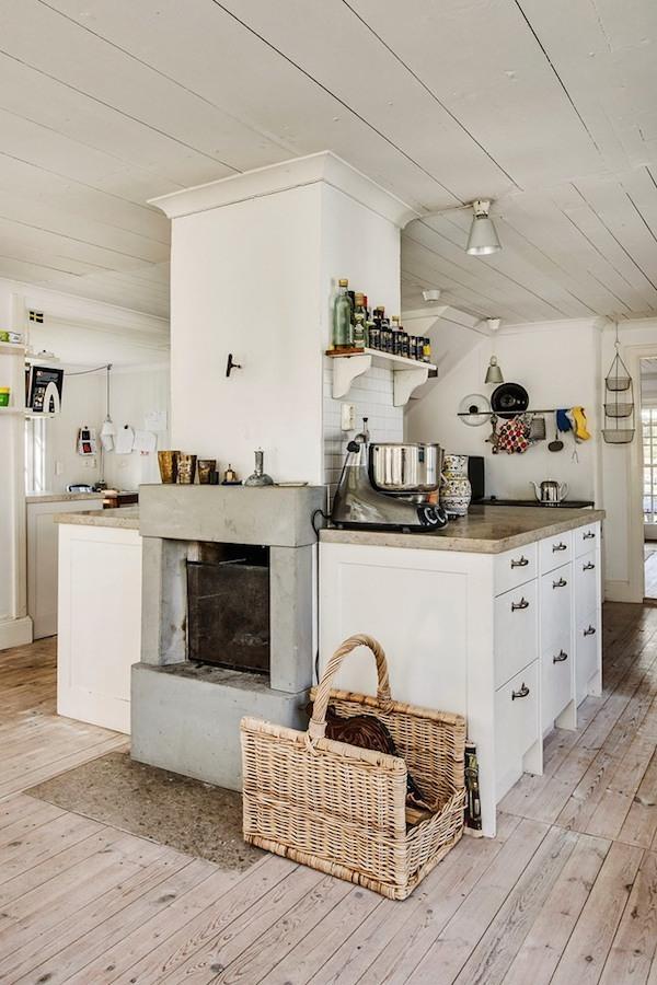 Suelos para cada estilo de cocina docrys cocinas - Suelos de cocinas ...