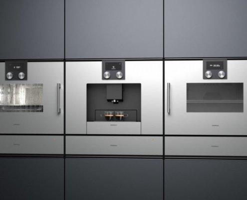 electrodomésticos para cocinas de diseño