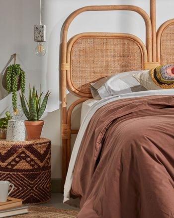 Dormitorio diseño Boho