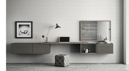 Emede Conjunto Escritorio Connector Desk