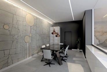 Proyecto interiorismo y decoración de oficina