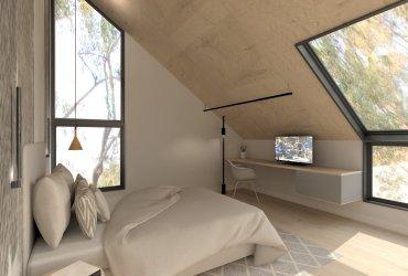 Dormitorio Suite con Baño