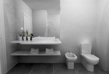 proyecto de baño neutro