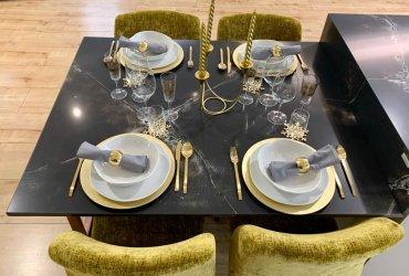 La mesa perfecta para estas navidades