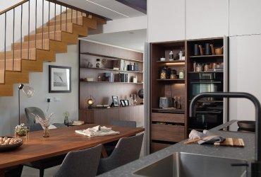 Muebles desayunadores Santos