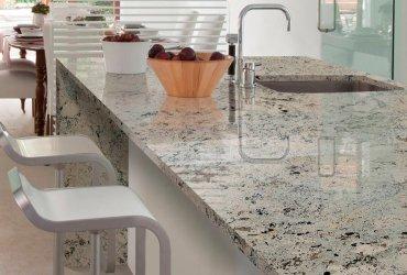 6 materiales para la encimera de tu cocina