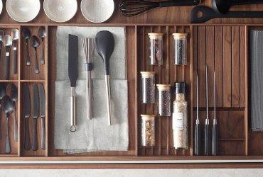 Organiza tu cocina con accesorios Santos