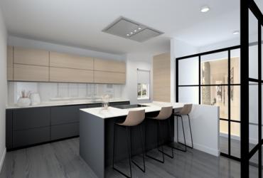 Diseños y tendencias de las cocinas del 2020