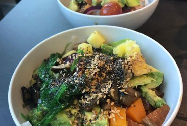 Receta Poke Bowl by NEFF