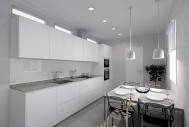 Revestimientos para paredes en cocinas
