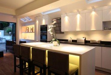 La iluminación como técnica en la arquitectura de interiores