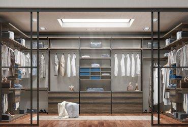 Diseño de vestidores