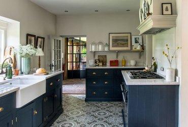 7 opciones duraderas para suelos de cocina