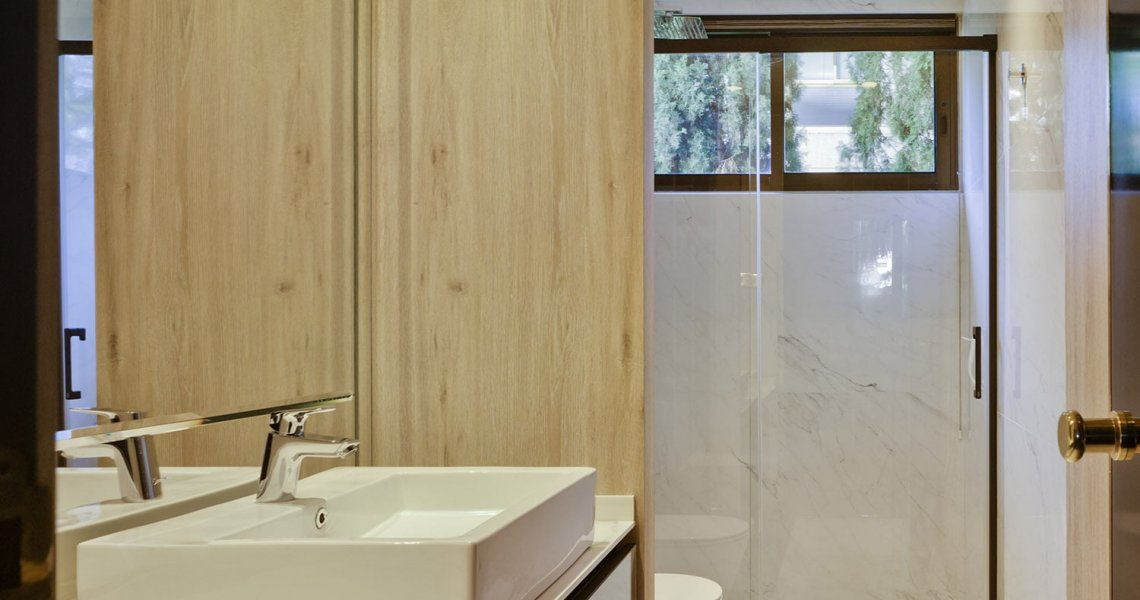 Proyecto de interiorismo vivienda Madrid