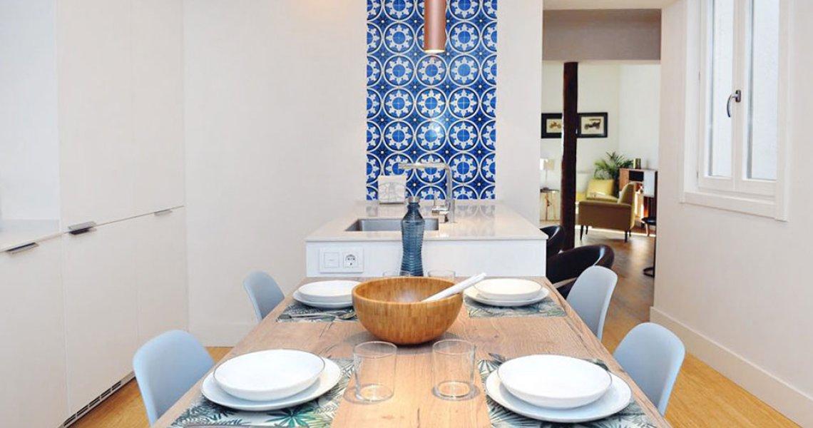 Cocina en Pleno Corazón de Madrid