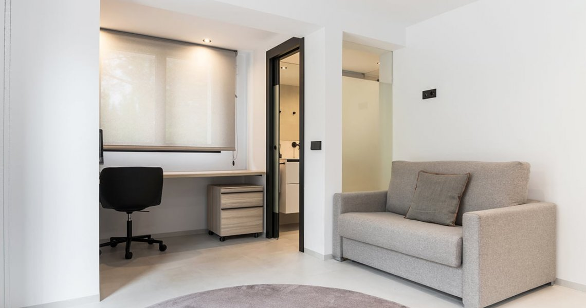 Dormitorio Baño