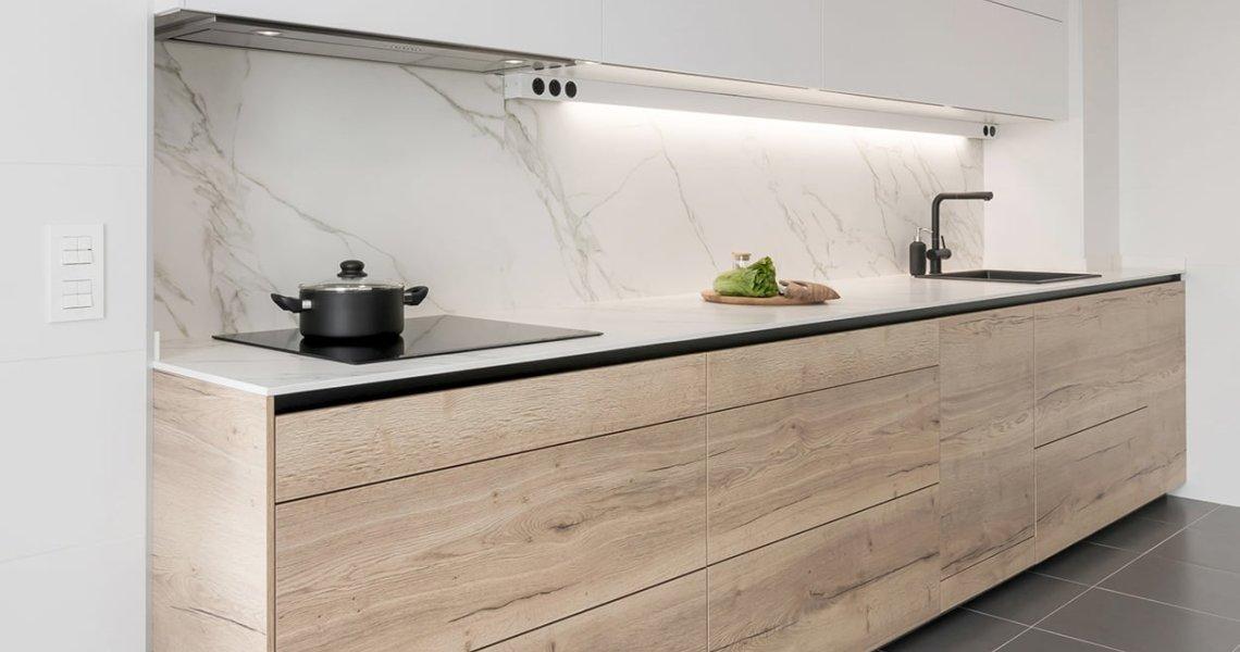 Cocina Santos madera en línea