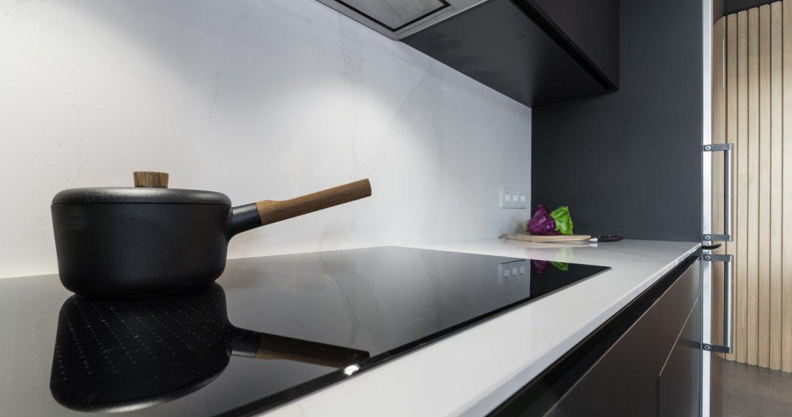Cocina Santos Negra