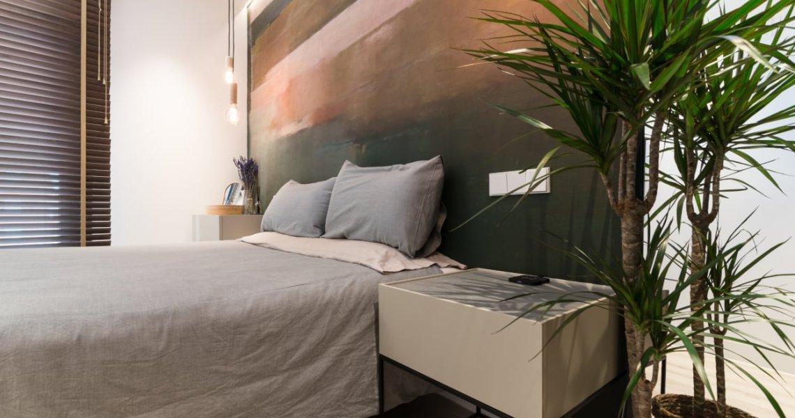 Diseño dormitorio principal