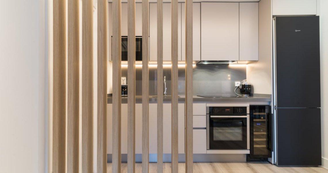 Diseño integral vivienda palillería