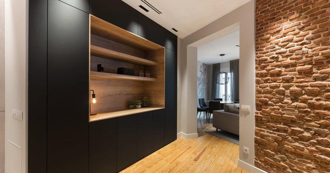 Proyecto completo de interiorismo y decoración de vivienda
