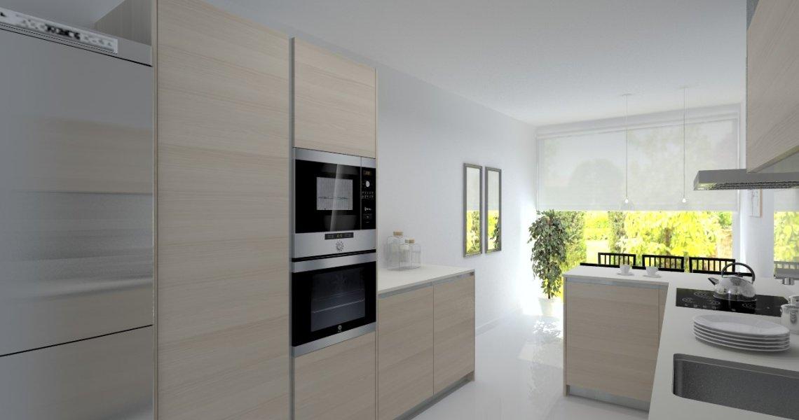 diseño cocina de diseño