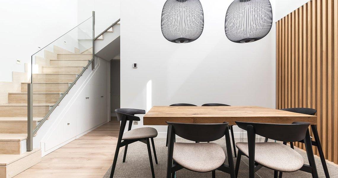 Salón y Comedor de Diseño