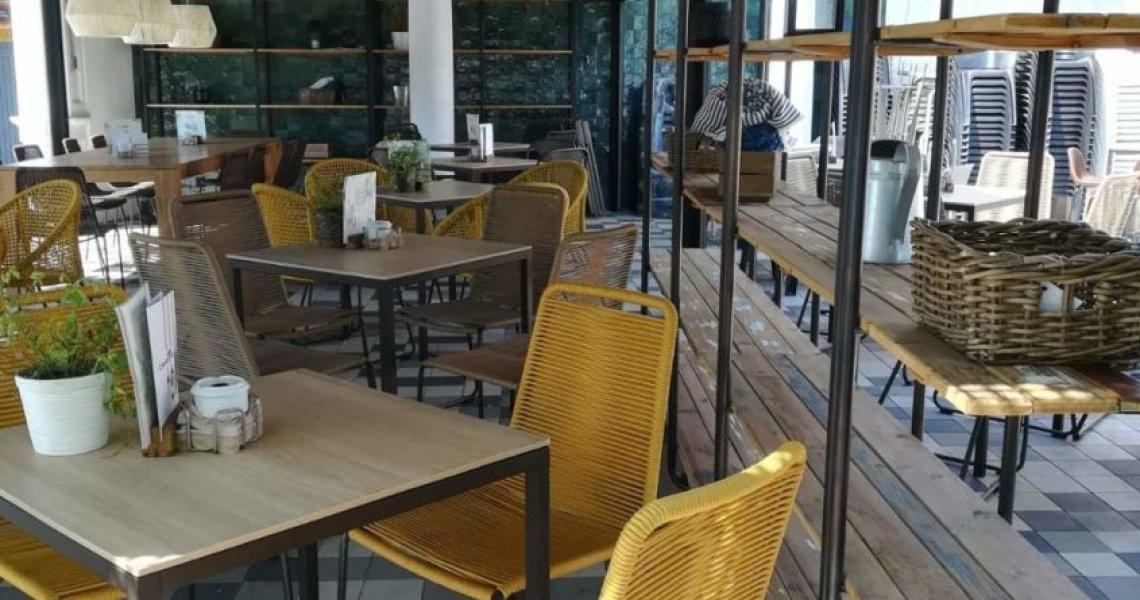 Un espacio étnico y natural en Cavanna Lounge Bar