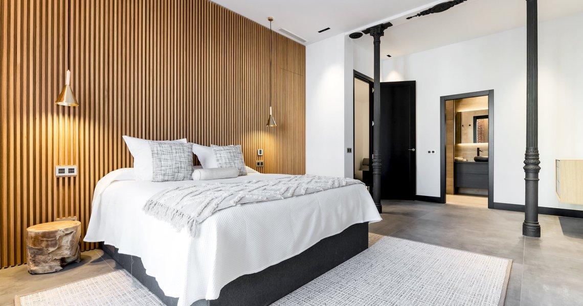 Renovación total del Dormitorio con las marcas más exclusivas del mundo de diseño