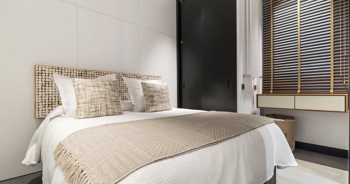 Dormitorio recien reformado