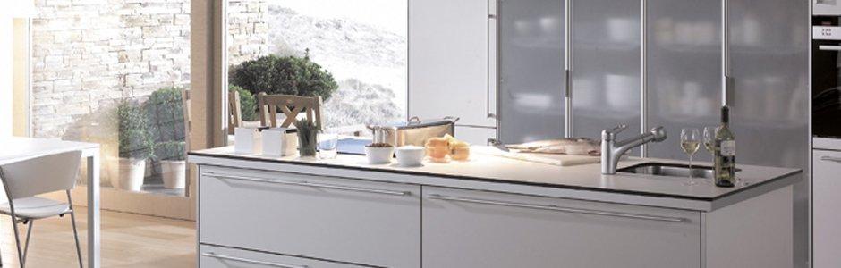 Cocina aluminia blanco docrys cocinas - Docrys cocinas ...