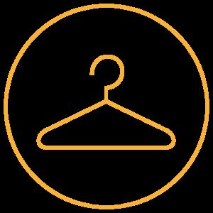 Vestidores y armarios de diseño - Icono