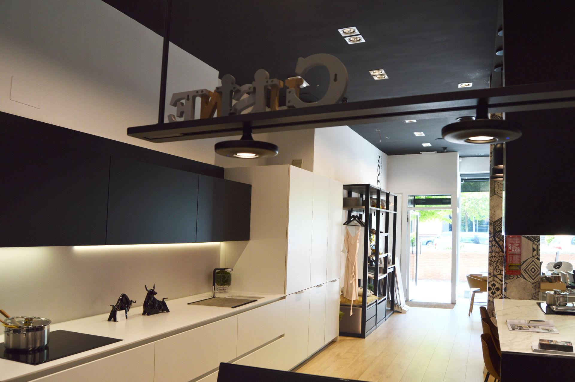 Estudio y tienda de cocinas Madrid - Conde Orgaz