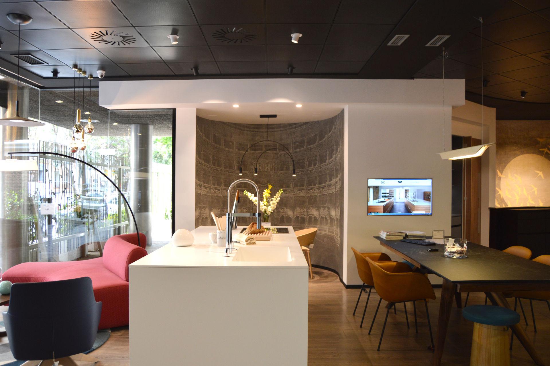 Estudio de Cocinas en Madrid - Barrio de Salamanca