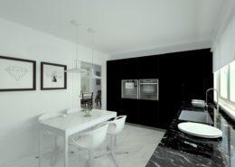 Coherencia geometrica bicolor - Proyectos 3D