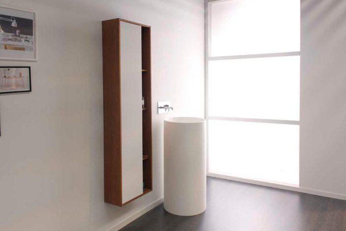 Codis Bath_Lavabo Pedestal Cilíndrico