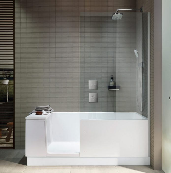 Duravit_Shower + Bath