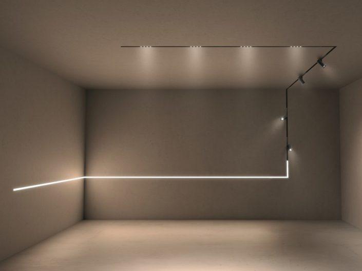 ARTEMIDE - Iuminación A24